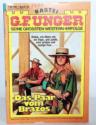 ssten Western-Erfolge Band 32 - Das Paar vom Brazos (Größten Paare)