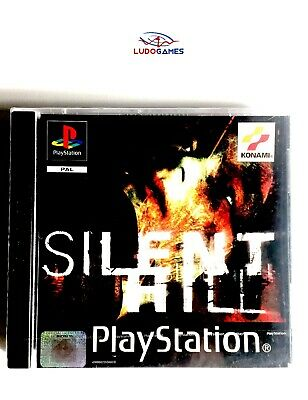 Silent Hill Psx PS1 Sealed Videojuego PLAYSTATION Pal / Eur Sealed Brand New, usado comprar usado  Enviando para Brazil