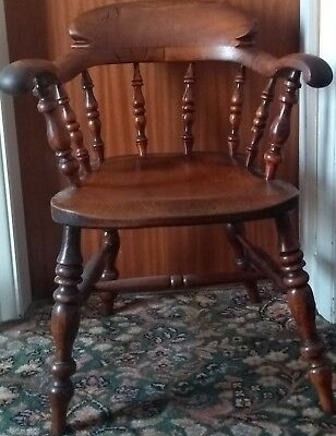 Antique Bow-Back Chair, English  Windsor