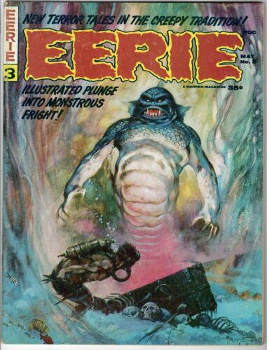 Eerie #3 Fine Warren Magazine
