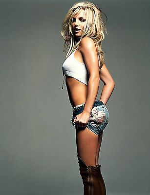 BRITNEY SPEARS 8X10 GLOSSY PHOTO PICTURE IMAGE #7