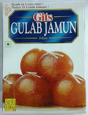Gits Instant Mixes :: Rabdi/ Gulab Jamun/ Basundi/ Phirni Mix :: Indian Desserts