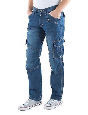 Timezone Hose Jeans Benito TZ 3007 Loose Fit Cargohose Größen wählbar  Neuware 7a6bc98f92