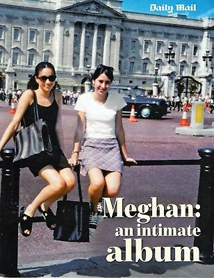 ~ Daily Mail Celebration Magazines ~ Meghan: An Intimate Album ~