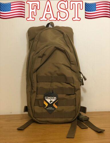 Condor Camelbak Desert Camo Tan Hydration Pack Backpack 2.5