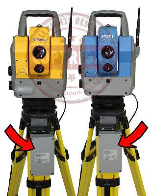 DRRI Trimble 12V Power Cable for 5600 Robotic Total Station,Geodometer//Robot//Focus