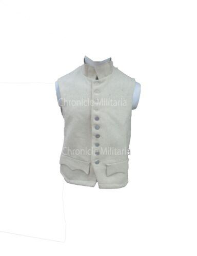 French waist cpat , veste sans manches, Napoleonic vest
