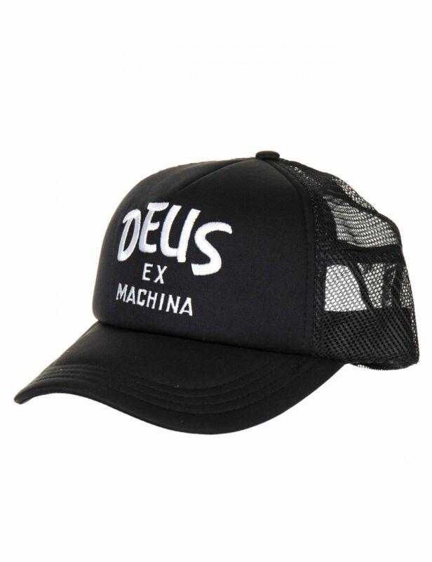 """Trucker Cap DEUS EX MACHINA /""""Curvy Trucker/"""""""