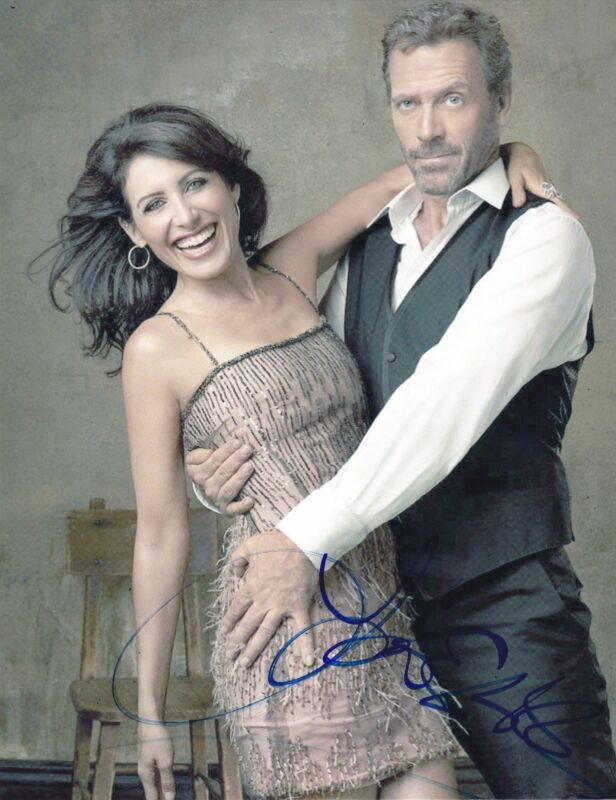 HOT SEXY JLISA EDELSTEIN SIGNED 8X10 PHOTO HOUSE AUTHENTIC AUTOGRAPH COA