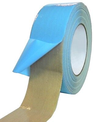 T.r.u. Double Sided Exhibition Carpet And Multi Purpose Coated Tape. 2 Wide