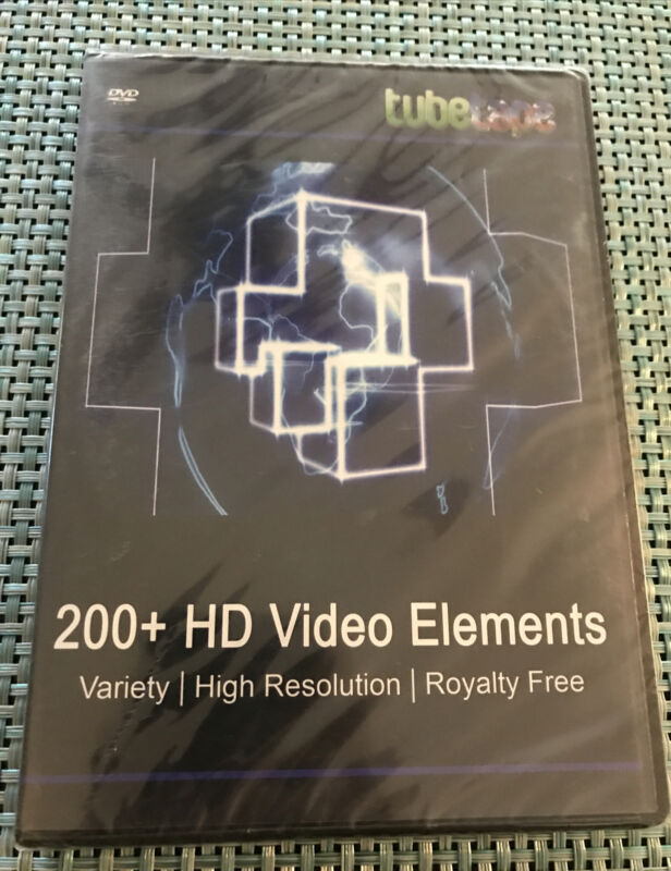 200+ HD Video Elements - Tube Tape DVD