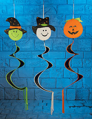 Large Halloween Outdoor Fabric Hanging Waterproof Wind Character Decorations