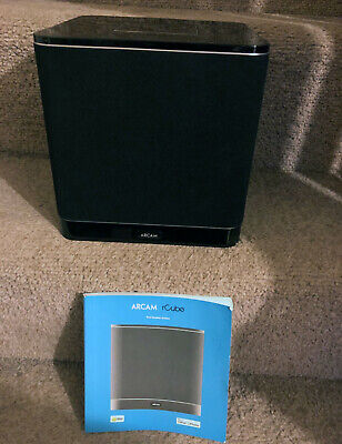 Arcam r-Cube Portable ipod Speaker System Rcube R-cube Soundock