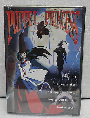 Puppet Princess (factory sealed)