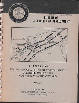 New York Atlantic City Coastal Airways Config April 1960 Exfaa 062918Dbe2