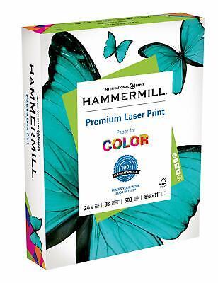Hammermill Laser Print Copylaser Paper 24-lb. Letter 500-ct. - White