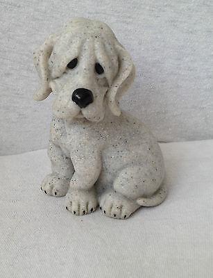 Quarry Critters Lil Peewee..Dog Figurine..BNIB