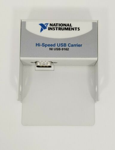 National Instruments NI 9162 USB Single Module Carrier CompactDAQ Chassis