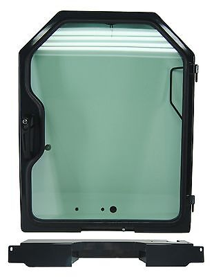 For Bobcat F-c Series Front Door Kit 853 863 864 T200 Skid Steer Glass Window