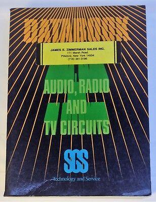 Руководство 1983 SGS Audio, Radio and