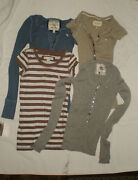 Abercrombie & Fitch Womens Lot