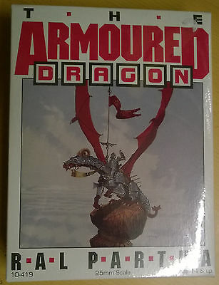 Ral Partha 10-419 The Armoured Dragon (Mint, Sealed)
