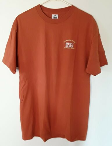 Adult Large 2007 Kona Brewers Festival T-shirt Hawaii Brews for the Big Rock