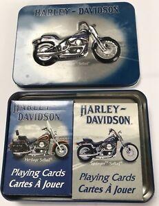 Harley Davidson Collectors Cards