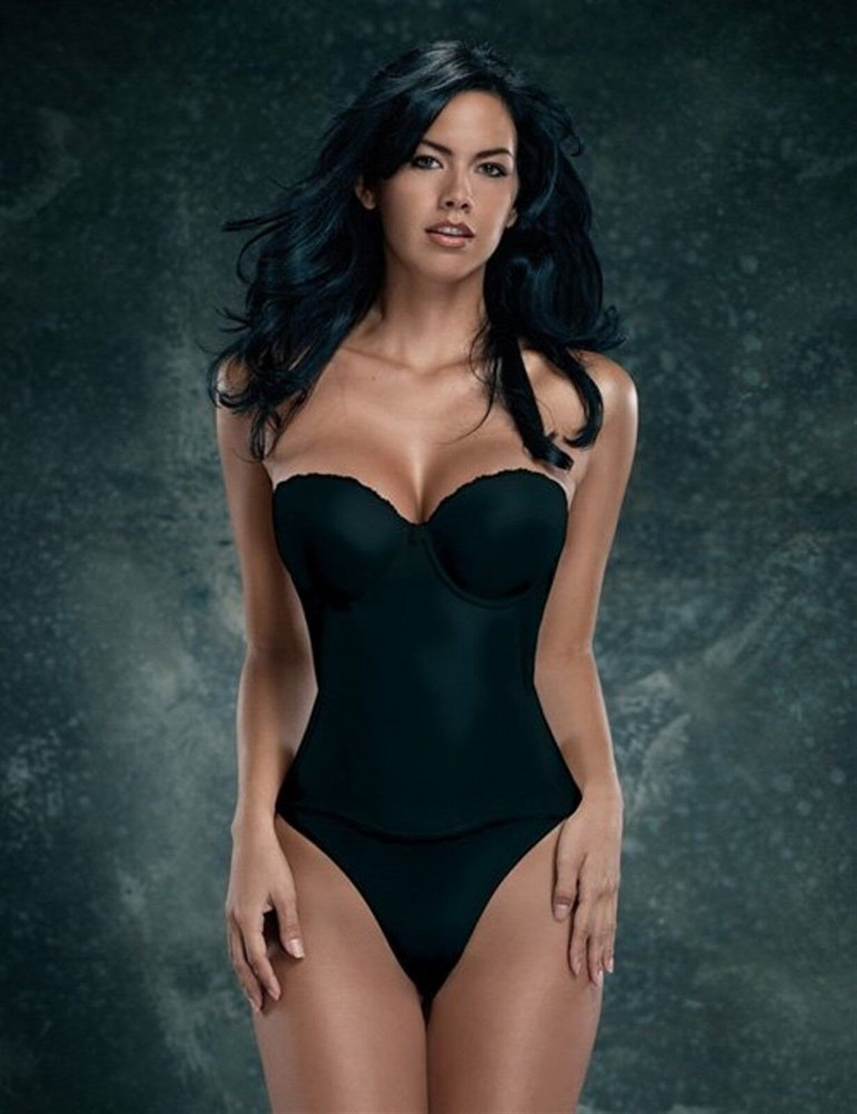 c788e3565965b Flattering Me Longline Strapless / Convertible Bra - Bridal Bustier - Black  colored - new with tags! Style 728W.