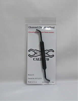 Gun Cleaning Tools Calbico Channel Clean Tool Handgun Rifle Shotgun Pistol Tools