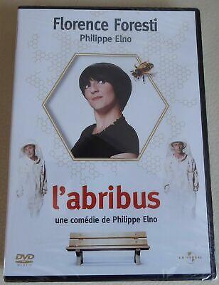 !!! DVD NEUF - FLORENCE FORESTI : l'abribus (pièce de théâtre) !!!