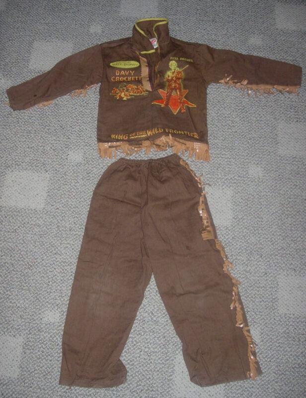 WALT DISNEY  DAVY CROCKETT  OUTFIT COSTUME  BEN COOPER  1950