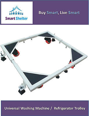 Smart Shelter UNIVERSAL WASHING MACHINE / REFRIGERATOR TROLLEY / STAND for sale  Pune