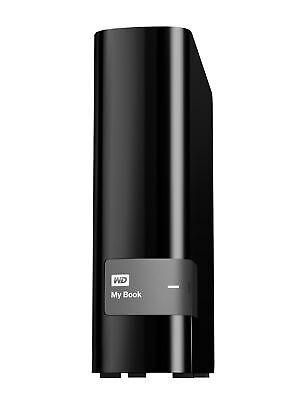 WD 4TB My Book Desktop External Hard Drive - USB 3.0 - WDBFJK0040HBK-NESN