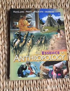 The Essence of Anthropology, 2nd edition