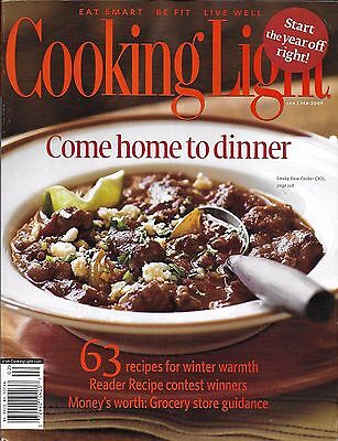Cooking Light Magazine Winter Recipes Slow Cooker Chili Chinese New Year Menu