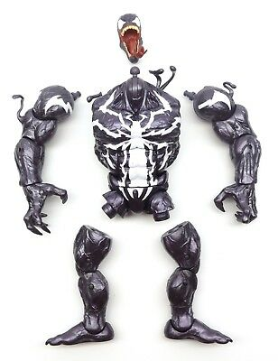 "Marvel Legends 6"" inch Build a Figure BAF Spider Monster Venom Individual Parts"