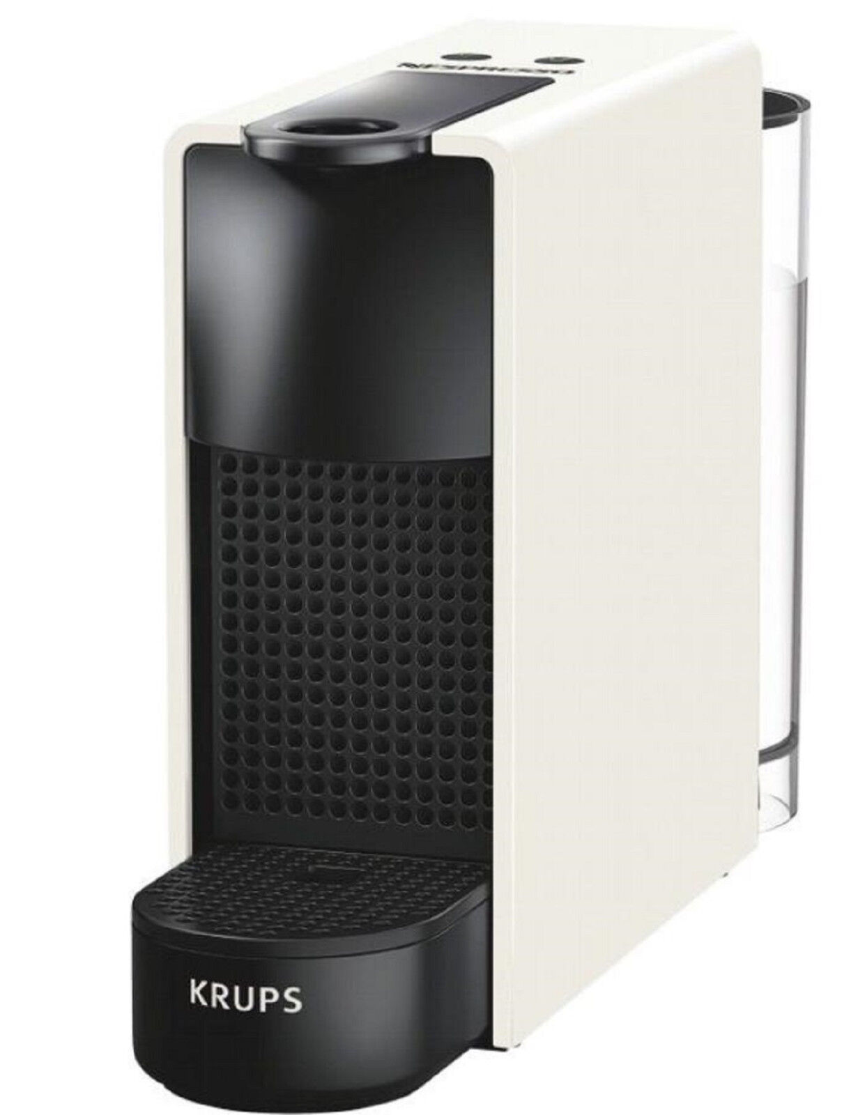 krups inissia nespresso maschine xn1005 kaffeemaschine. Black Bedroom Furniture Sets. Home Design Ideas