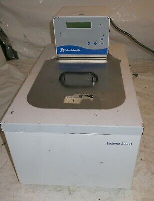 Fisher Scientific Isotemp 3028h Heatingcooling Water Bath