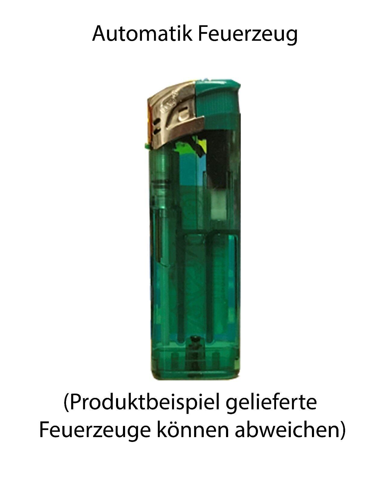 4 x Fairwind 170g Tabak/Volumentabak Beutel, 2.000 Hülsen, Feuerzeuge, Zubehör