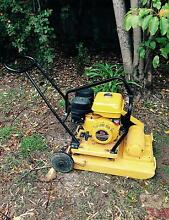 HIRE COMPACTOR/VIBRATOR/WACKER PLATE 8HP HEAVY DUTY 110KG Adelaide CBD Adelaide City Preview