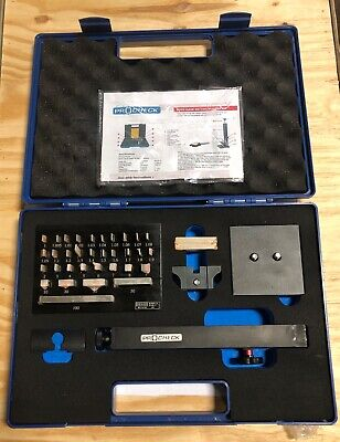 Procheck Metric Bore Gage Setting Master Kit 33 Piece Range 0-150mm