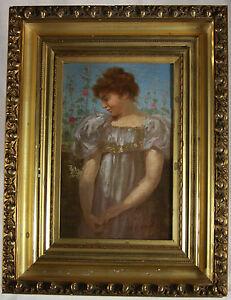 E Chester Artist Image is loading Antique-Girl-