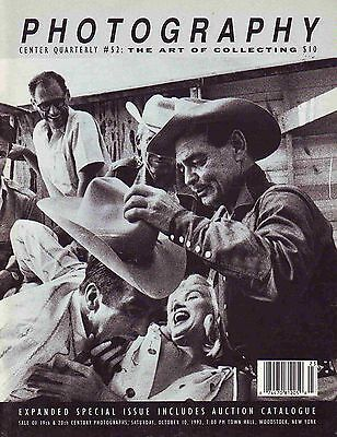 Photography Center Quarterly #52 The Art of Collecting 1992 Woodstock NY