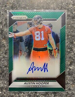 2016 Prizm Austin Hooper Green Auto Browns