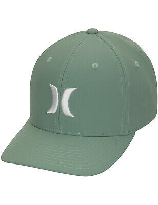 Hurley Dri-Fit One & Only 2.0 Cap in Silver Pine