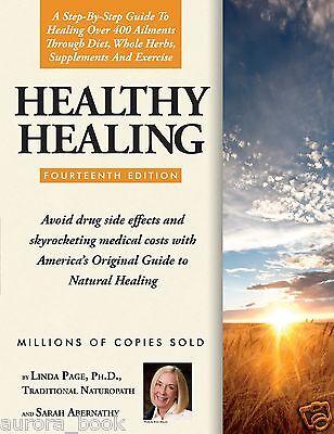 Купить Healthy Healing 14th Edition by Linda Page 2011 Natural Health Paperback WT29559