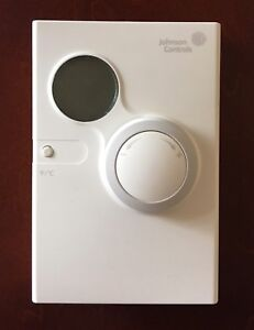 New Johnson Control thermostat