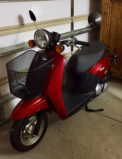 Honda Today 50 (NVS50) Scooter / Motorcycle