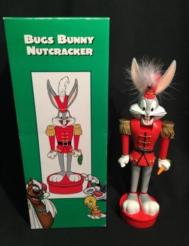 """Vintage Bugs Bunny / Warner Bros. 14"""" Nutcracker 1996 - NIB"""